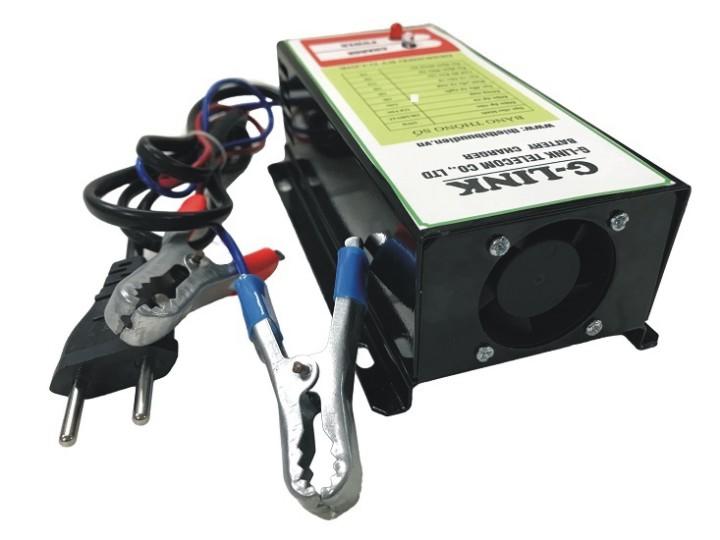 Bộ Sạc ắc quy tự động G-LINK 24V-200Ah dùng sạc bù cho trạm BTS