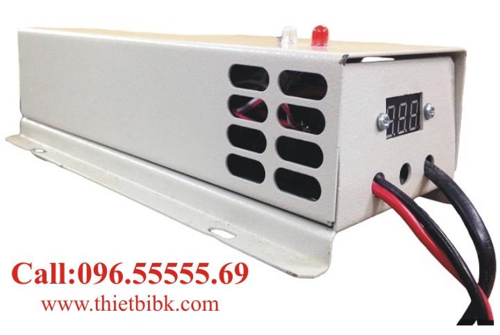 Bộ Sạc ắc quy tự động HITECH POWER V 12V-200Ah sạc ắc quy bộ kích điện