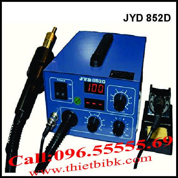Máy khò nhiệt và hàn thiếc JYD 852D