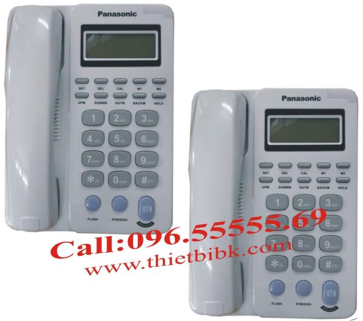 Điện thoại để bàn Panasonic KX-T2410 CID dùng cho công ty, gia đình