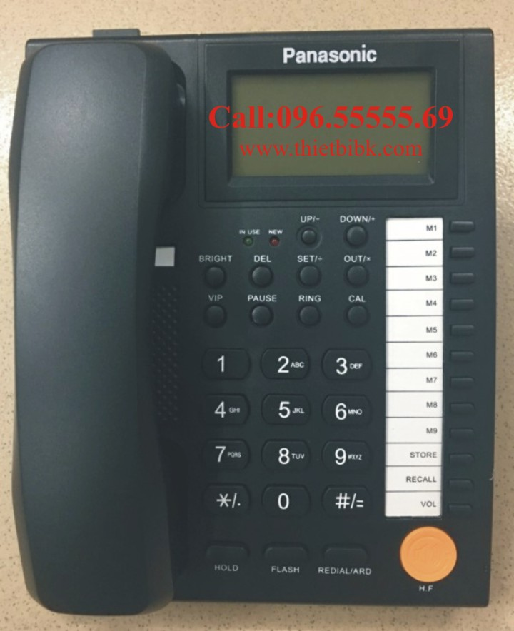 Điện thoại để bàn Panasonic KX-TSC943CID dùng cho văn phòng công ty, cửa hàng, gia đình