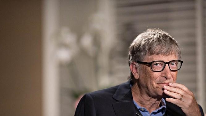 Bill Gates vừa có khoản tiền từ thiện lớn nhất kể từ đầu thế kỷ này (ảnh: Bloomberg)