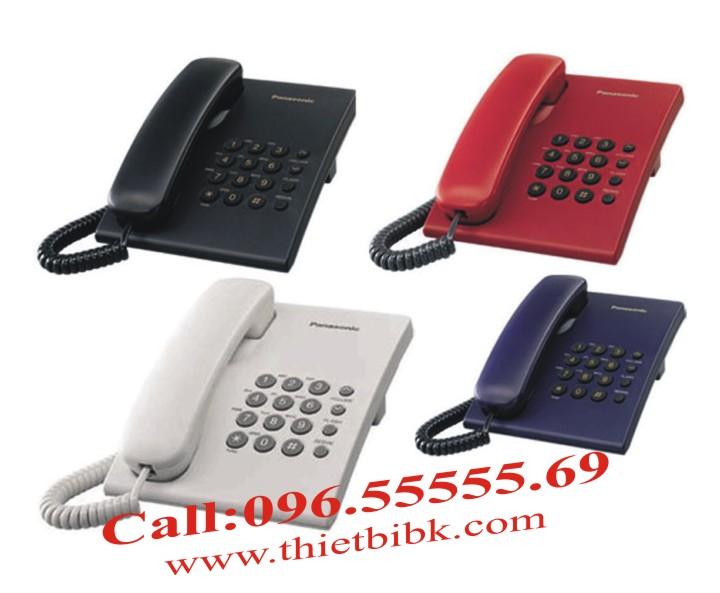 Điện Thoại để bàn KX-TS500MX Điện thoại giá rẻ