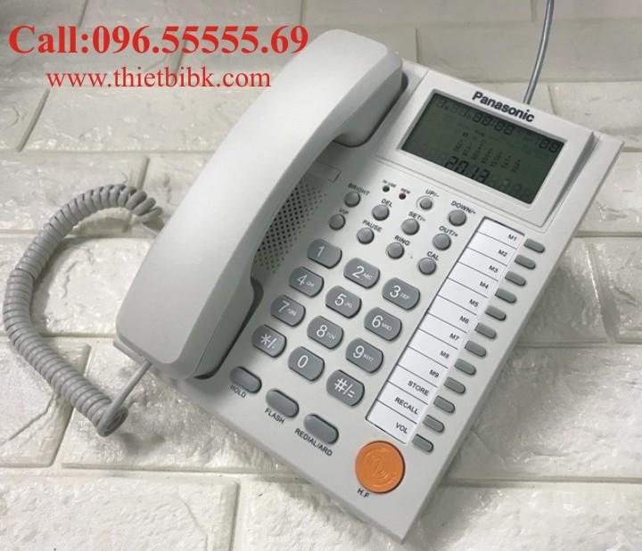 Điện thoại để bàn Panasonic KX-TSC934CID dùng cho gia đình, văn phòng