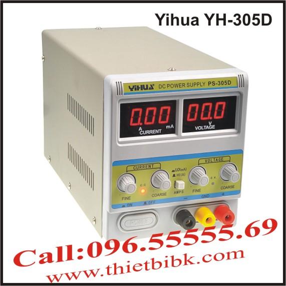 Bộ cấp nguồn DC 30V 5A Yihua YH-305D