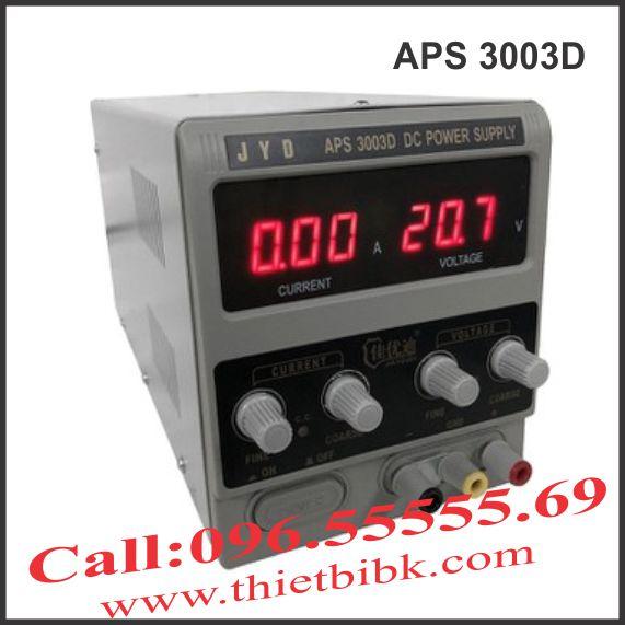 Máy cấp nguồn 3A JYD APS 3003D