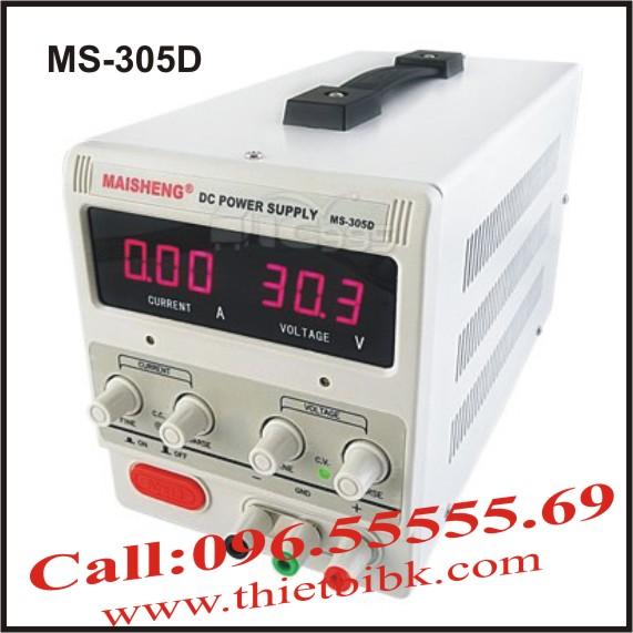 Máy cấp nguồn DC 30V 5A Maisheng MS-305D 5A