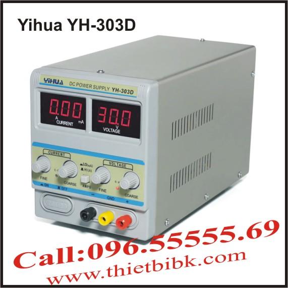 Máy cấp nguồn DC Yihua YH-303D 30V 3A