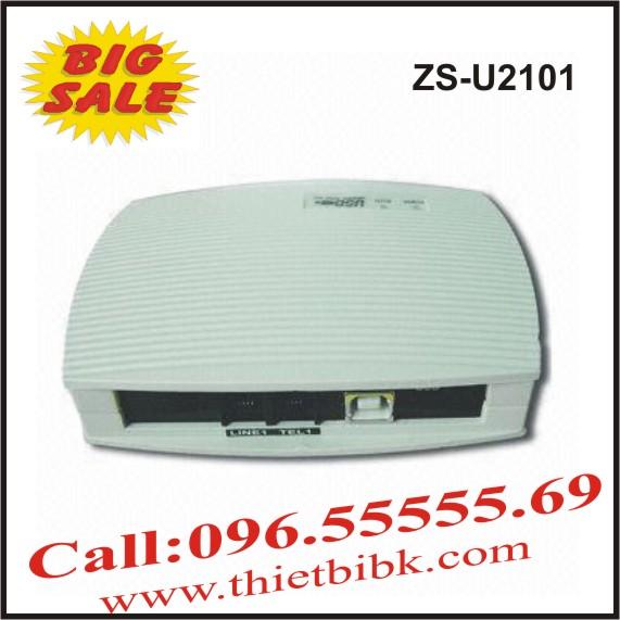 Máy ghi âm điện thoại 1 line Zibosoft ZS-U2101