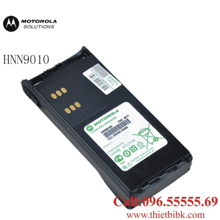 Pin bộ đàm Motorola GP338IS chống cháy nổ dùng cho công ty bảo vệ