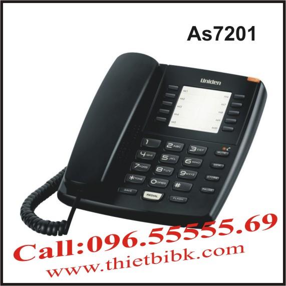 Điện thoại để bàn Uniden AS7201
