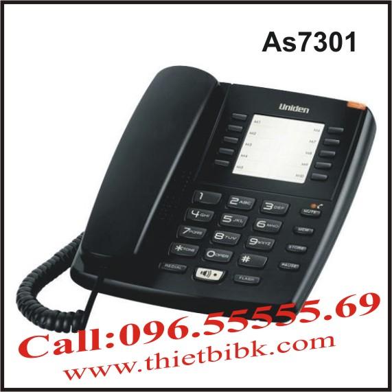 Điện thoại để bàn Uniden AS7301