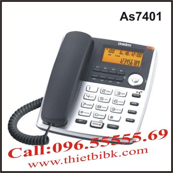 Điện thoại để bàn Uniden AS7401