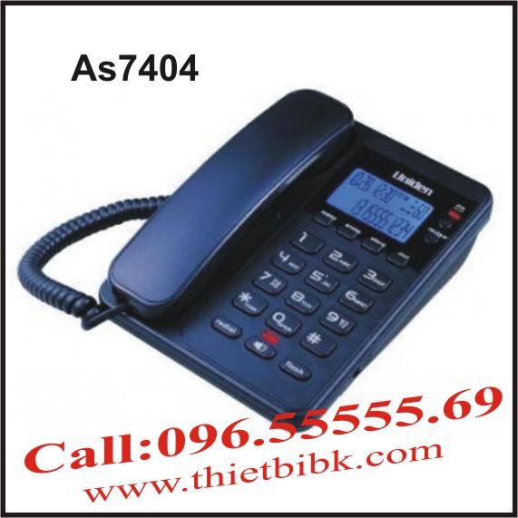 Điện thoại để bàn Uniden AS7404