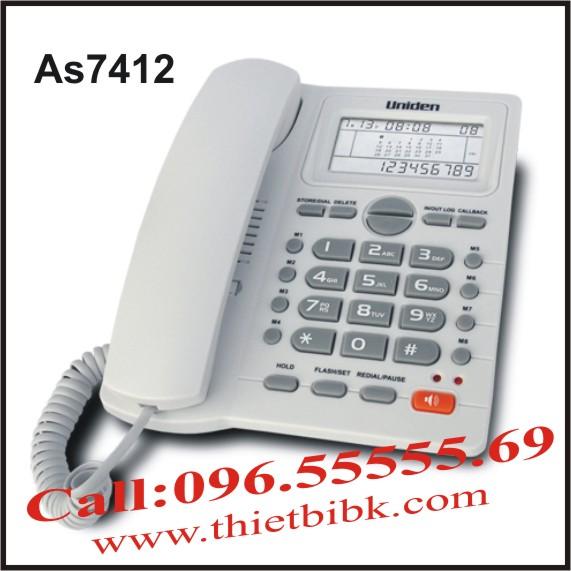 Điện thoại để bàn Uniden AS7412