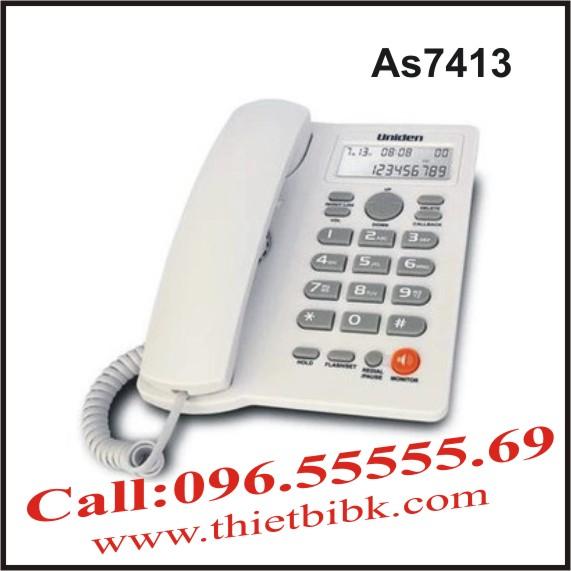 Điện thoại để bàn Uniden AS7413