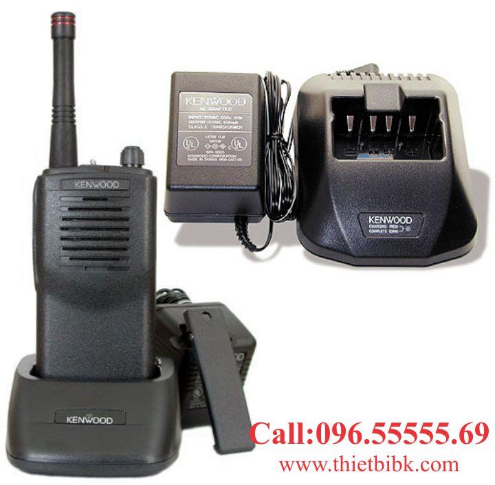 Sạc pin bộ đàm Kenwood TK-2100 dùng cho công ty bảo vệ