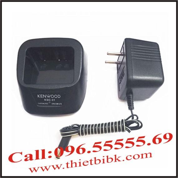 Sạc pin bộ đàm Kenwood TK-2200