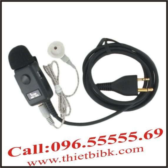 Tai nghe máy bộ đàm ICOM IC-F4001