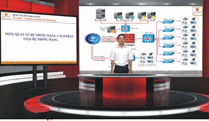 Tổng Quan về hệ thống mạng