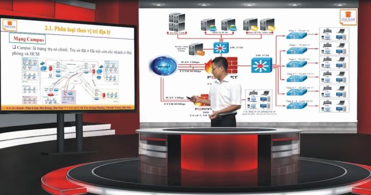 Video Bài giảng tổng quan về hệ thống mạng