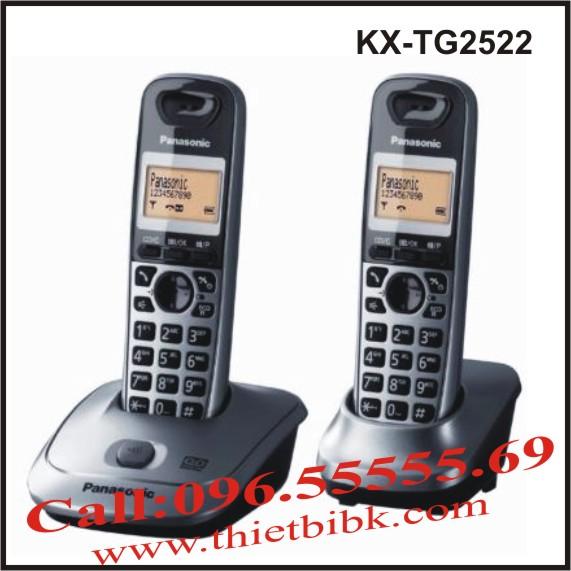 Điện thoại kéo dài Panasonic KX-TG2522