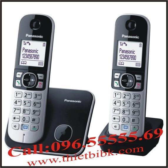 Điện thoại kéo dài Panasonic KX-TG6812