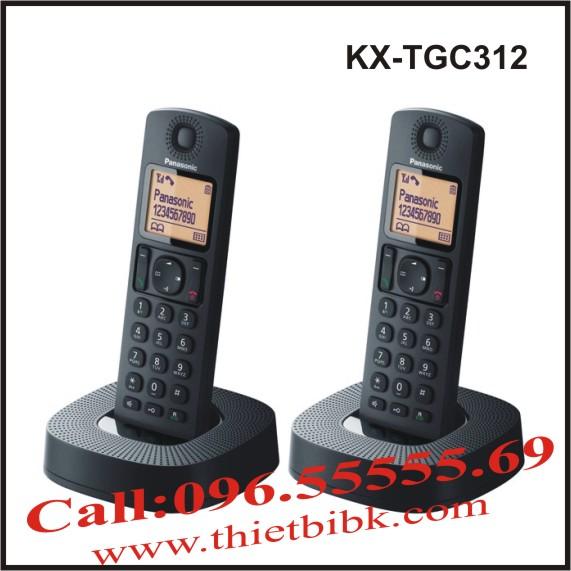 Điện thoại kéo dài Panasonic KX-TGC312