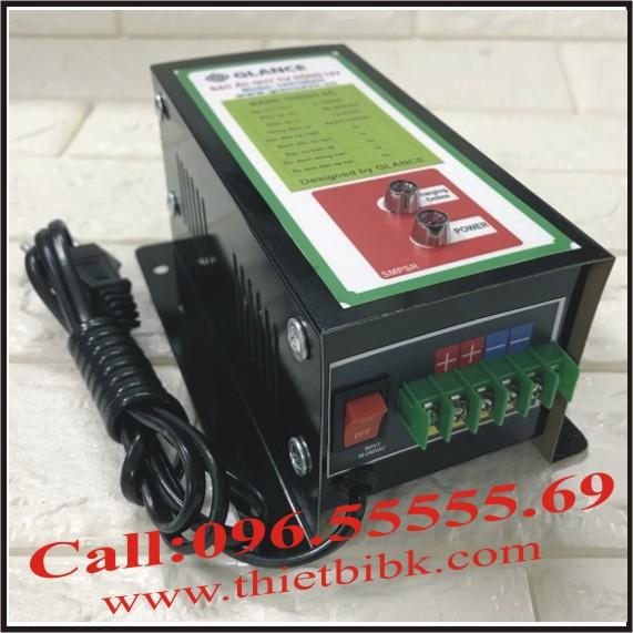 Máy Sạc ắc quy tự động GLANCE GC12V-100Ah