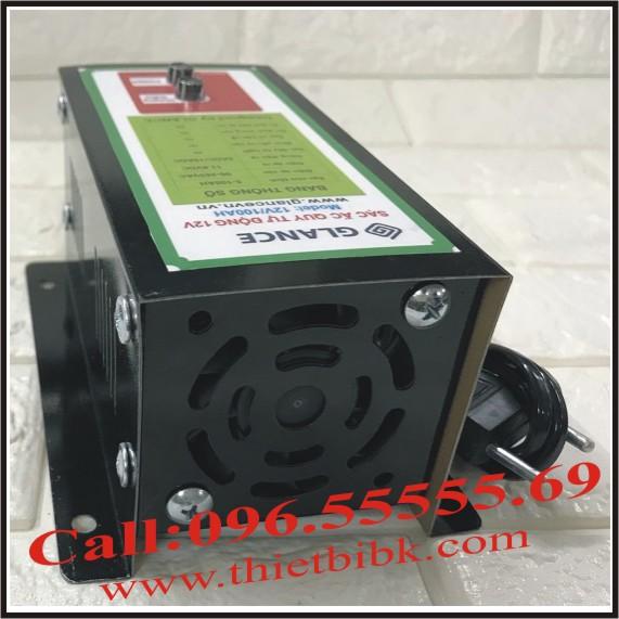 Máy Sạc ắc quy tự động GLANCE GC12V-200Ah