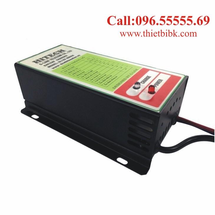 Bộ Sạc ắc quy tự động HITECH GL12V-200Ah dùng sạc ắc quy bộ kích điện