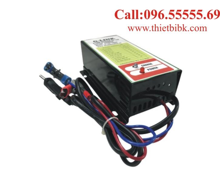 Bộ Sạc ắc quy tự động HITECH GL12V-200Ah dùng sạc ắc quy máy phát điện