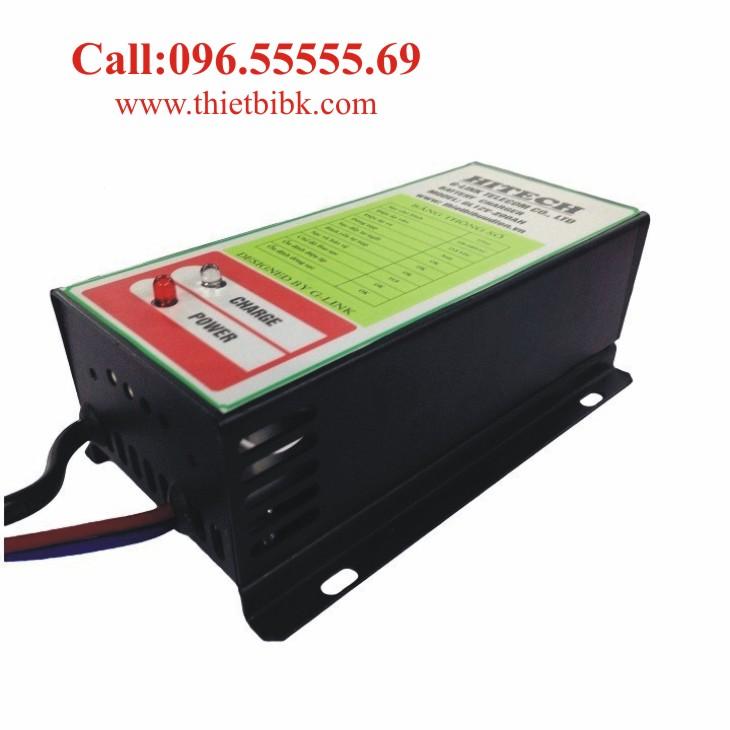 Bộ Sạc ắc quy tự động HITECH GL12V-200Ah dùng sạc ắc quy trạm BTS