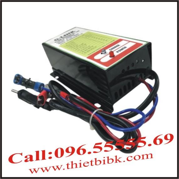 Bộ Sạc ắc quy tự động HITECH GL24V-200Ah