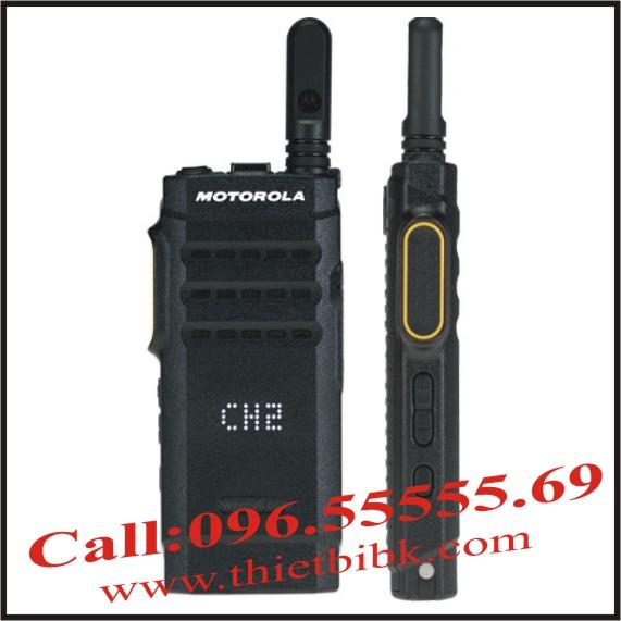 Máy bộ đàm kỹ thuật số Motorola XIR SL1M