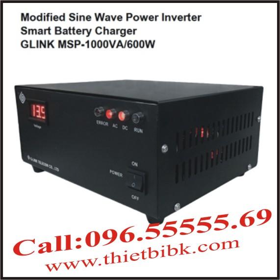 Bộ kích điện và sạc ắc quy tự động G-LINK MSP-1000VA