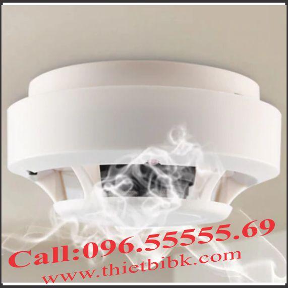 Cảm biến báo khói không dây Komax SD02W