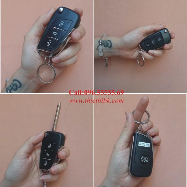 Bộ điều khiển khóa cửa ô tô 12v 10 dây Giordon 6213 lắp cho xe tải nhỏ