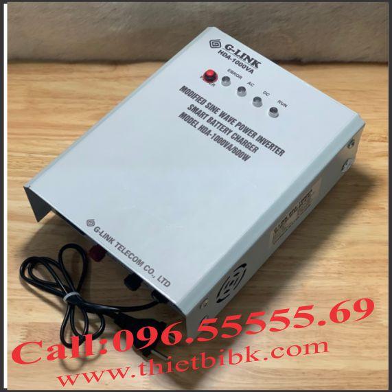 Máy kích điện và sạc ắc quy tự động G-LINK HDA-1000VA
