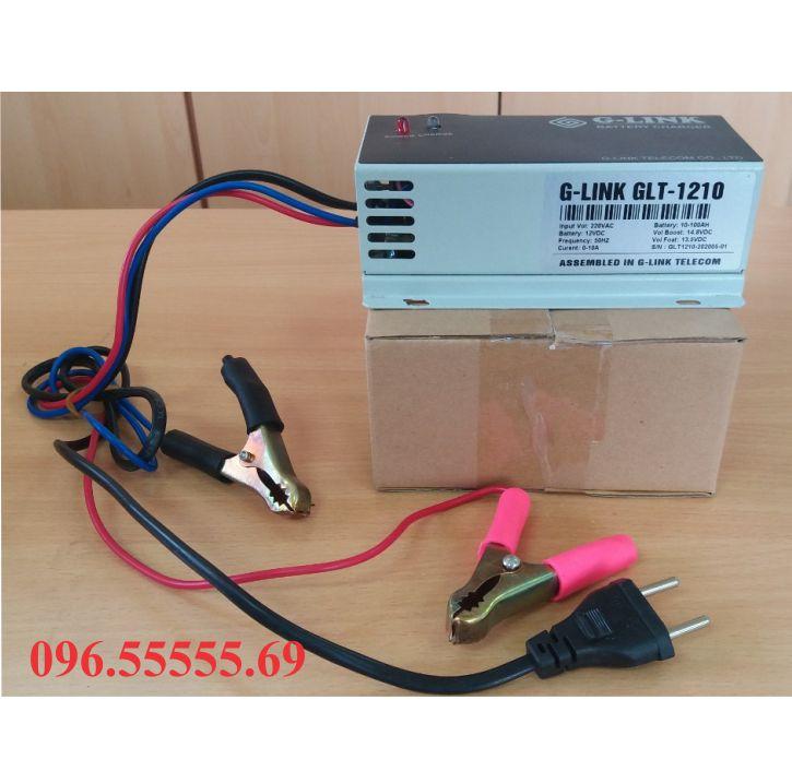 Mua 01 sạc ắc quy tự động Glink 12v 100Ah tặng mỏ hàn thiếc