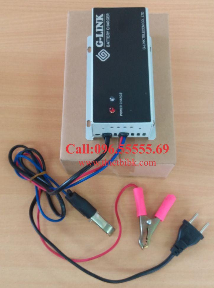 Sạc ắc quy tự động G-LINK GLT-1210 12V 100Ah sạc ắc quy máy phát điện