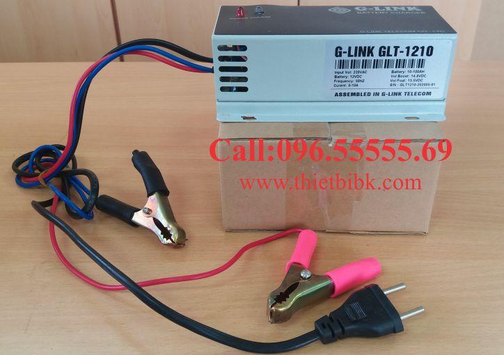 Sạc ắc quy tự động G-LINK GLT-1210 12V 100Ah sạc ắc quy ô tô xe máy